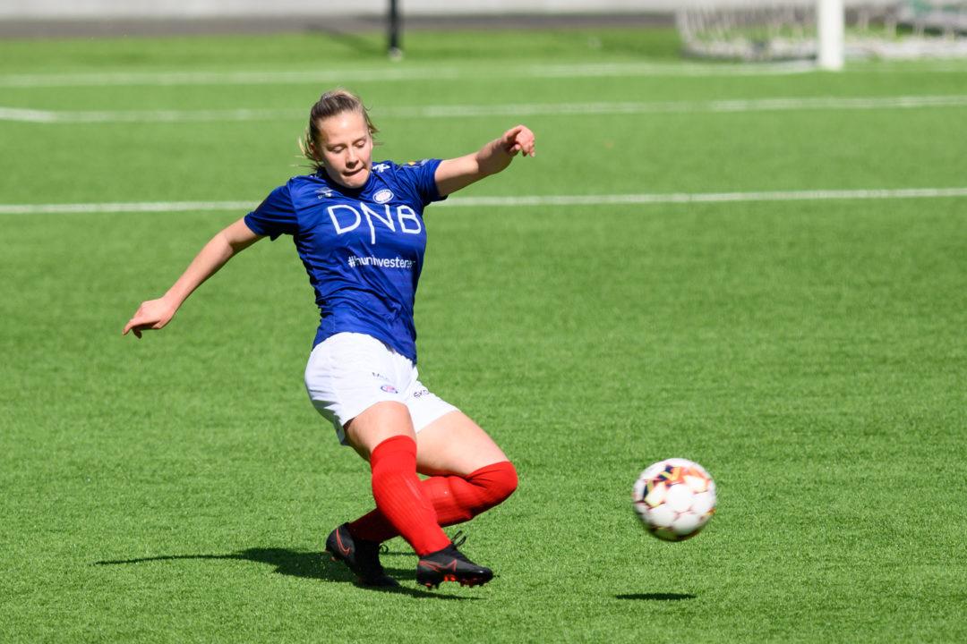Emilie Østerås lånes ut til Kolbotn