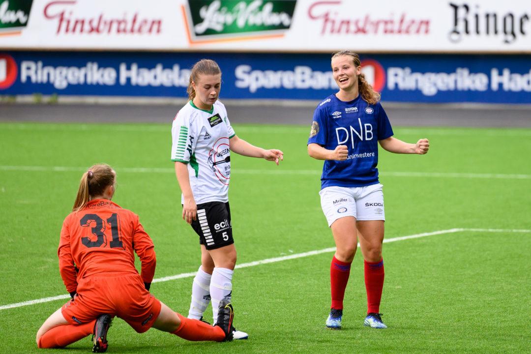 Rekordseier mot Hønefoss