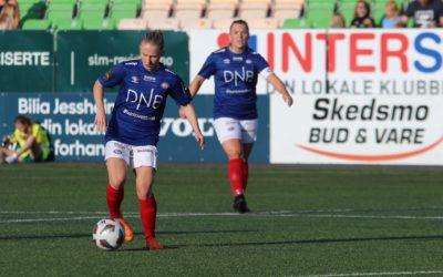 Cupkamp på Hønefoss tirsdag
