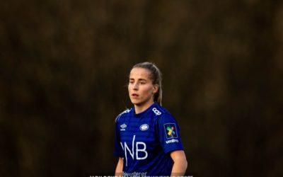 Sigrid Heien Hansen legger opp